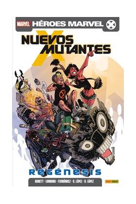 NUEVOS MUTANTES 05. REGENESIS