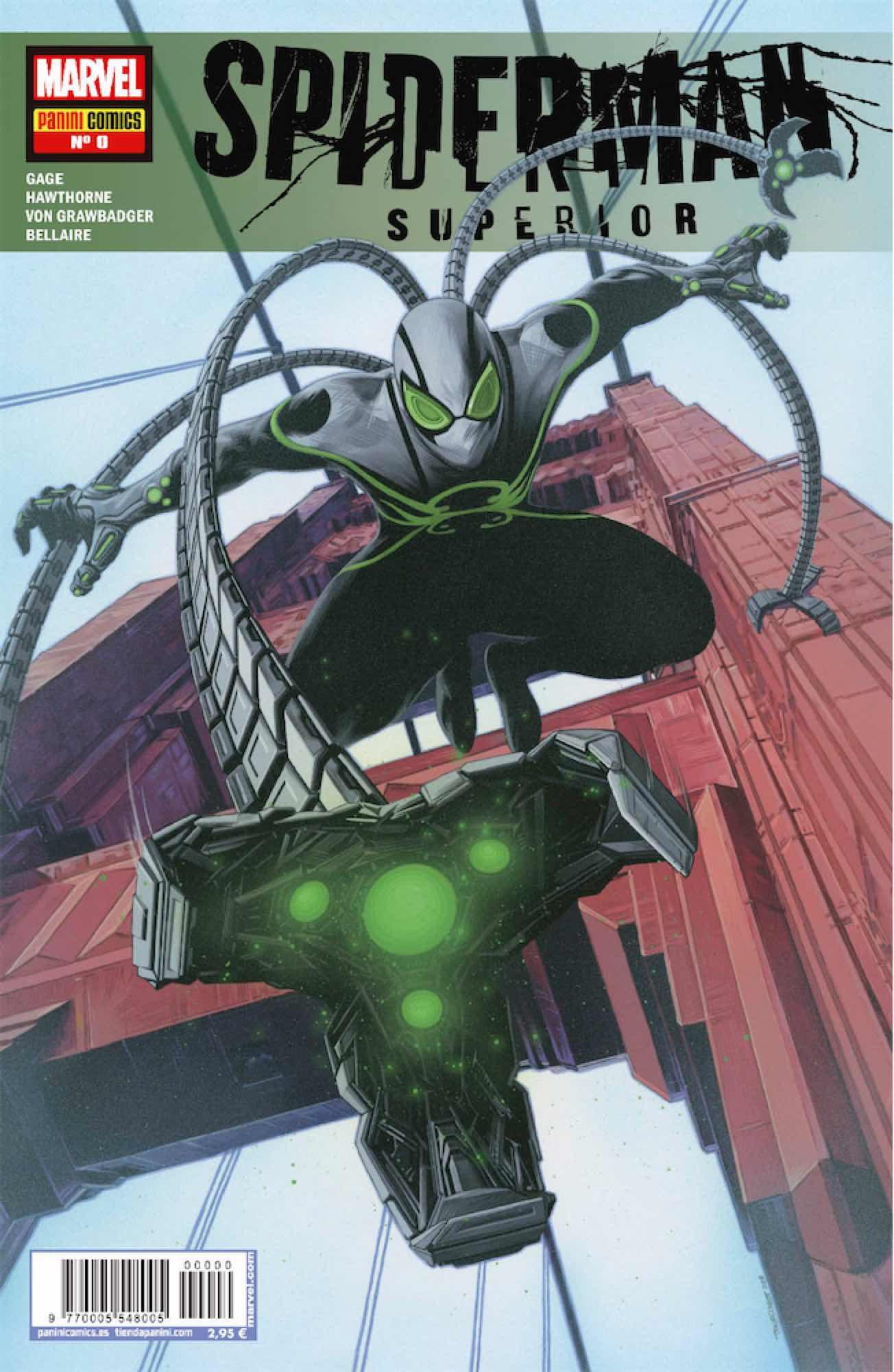 SPIDERMAN SUPERIOR 0