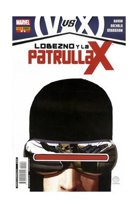 LOBEZNO Y LA PATRULLA-X 06