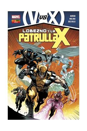 LOBEZNO Y LA PATRULLA-X 09