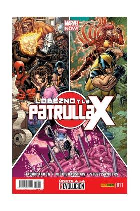 LOBEZNO Y LA PATRULLA-X 11