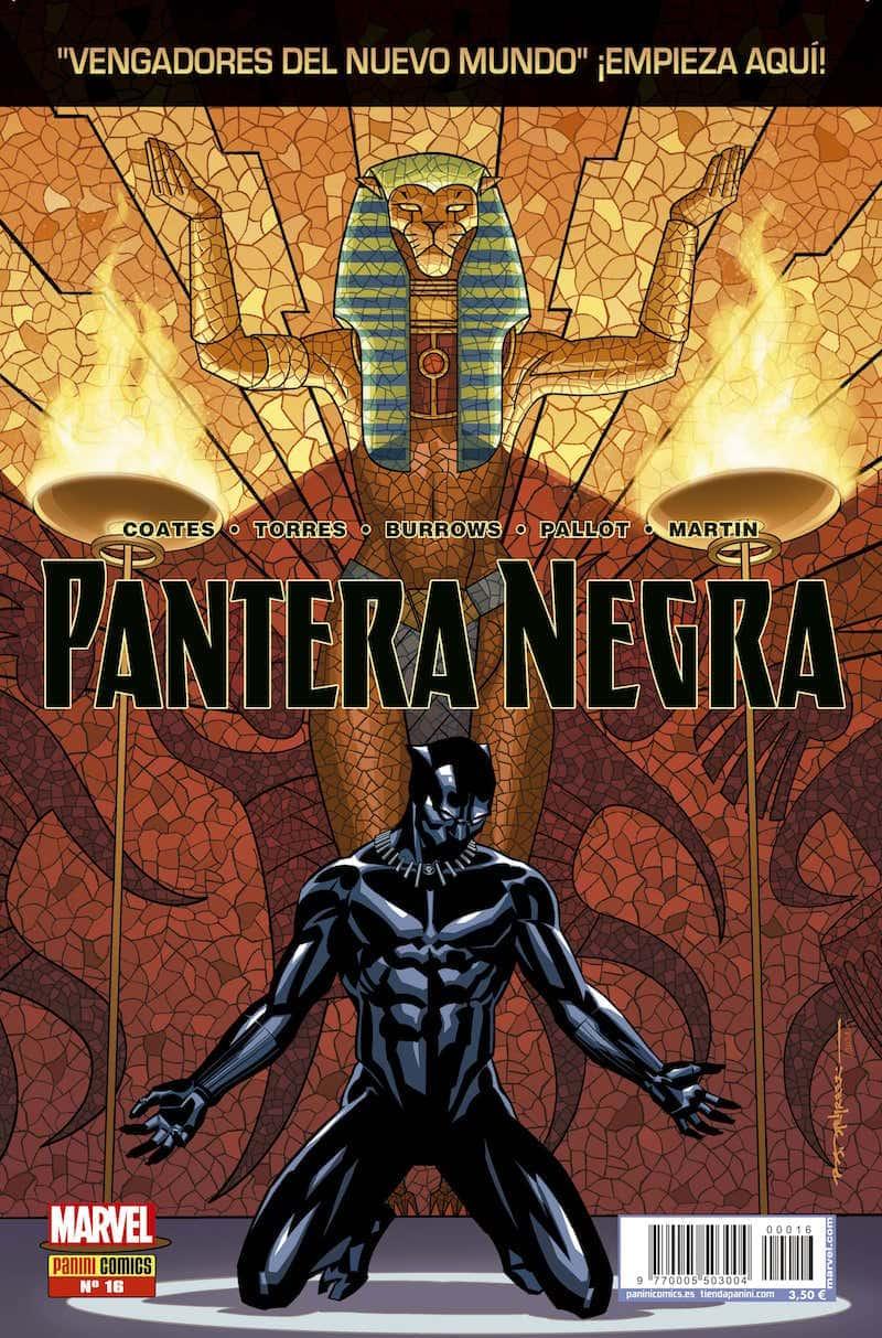 PANTERA NEGRA 16