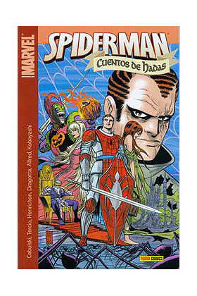 SPIDERMAN: CUENTOS DE HADAS