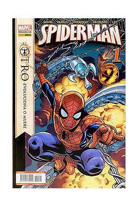 SPIDERMAN VOL.2 001 EL OTRO: EVOLUCIONA O MUERE