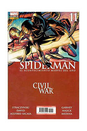 SPIDERMAN VOL.2 011 (CW)