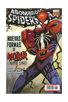 ASOMBROSO SPIDERMAN 029 (NUEVAS FORMAS DE MORIR LIBRO UNO)