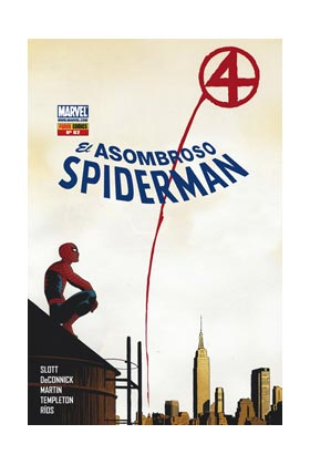 ASOMBROSO SPIDERMAN 062