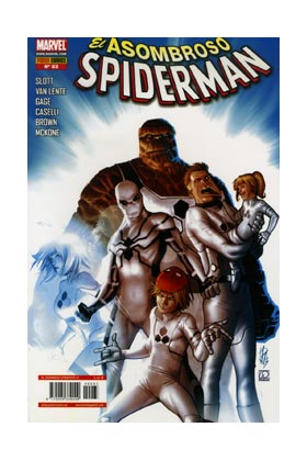 ASOMBROSO SPIDERMAN 063