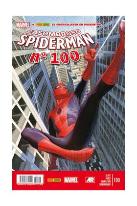 EL ASOMBROSO SPIDERMAN 100