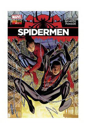 SPIDERMEN 01