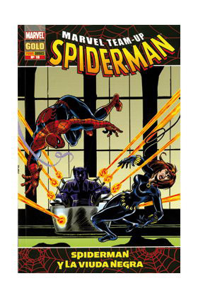 MARVEL TEAM-UP SPIDERMAN 10