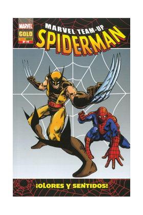 MARVEL TEAM-UP SPIDERMAN 14. OLORES Y SENTIDOS