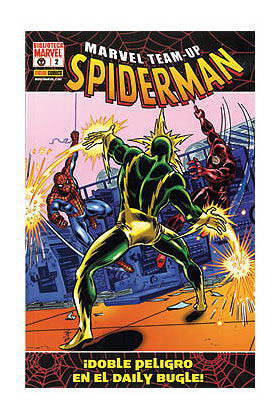 MARVEL TEAM-UP SPIDERMAN 02. DOBLE PELIGRO EN EL D.B (TOMO)