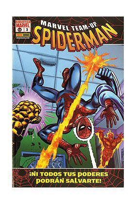 MARVEL TEAM-UP SPIDERMAN 03. (TOMO) NI TODOS TUS PODERES PUEDEN