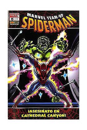 MARVEL TEAM-UP SPIDERMAN 07. (TOMO)