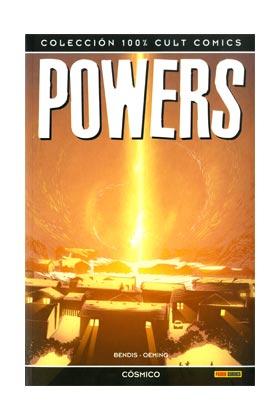 POWERS: COSMICO