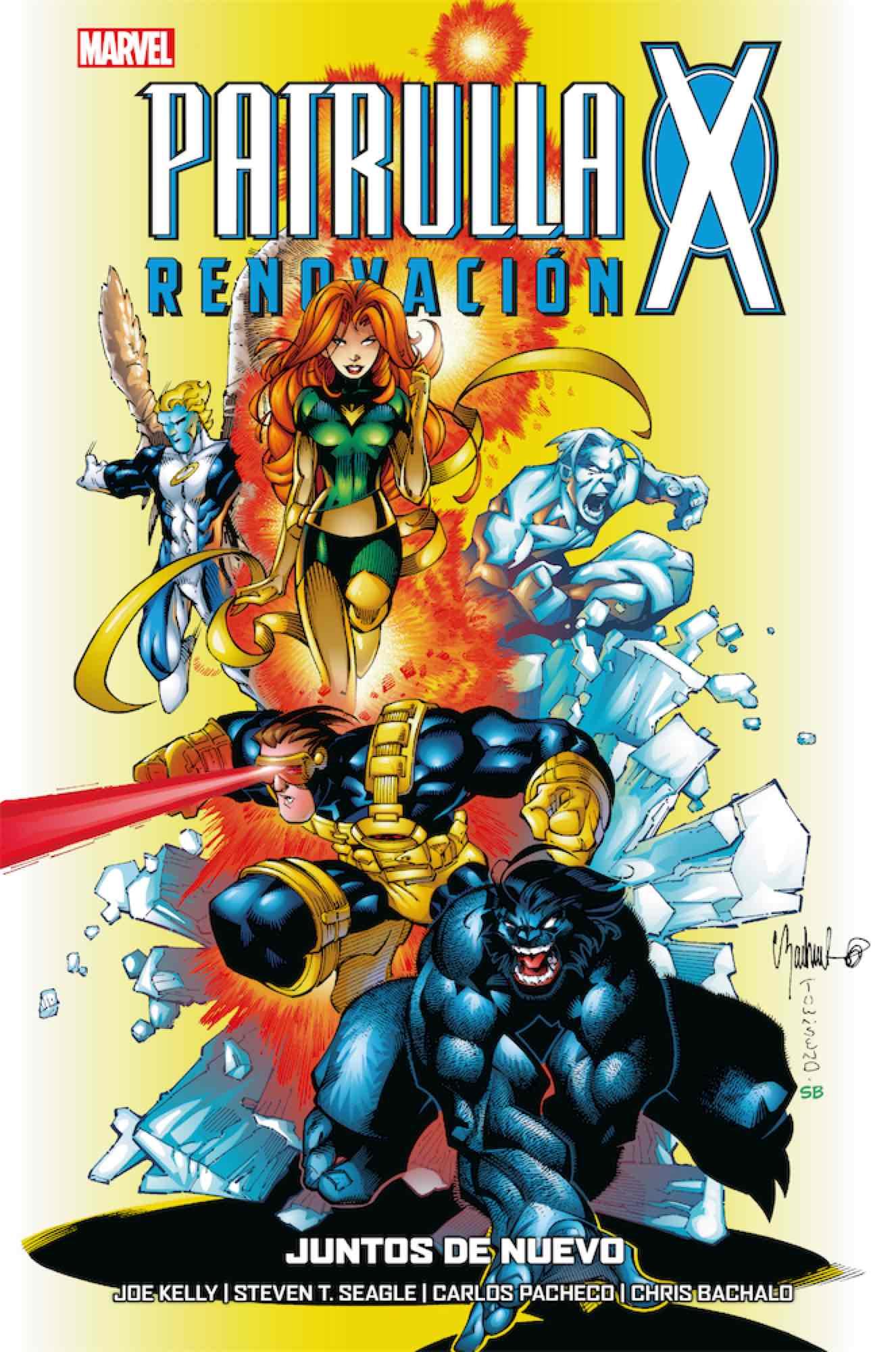 PATRULLA-X: RENOVACION 02. JUNTOS DE NUEVO