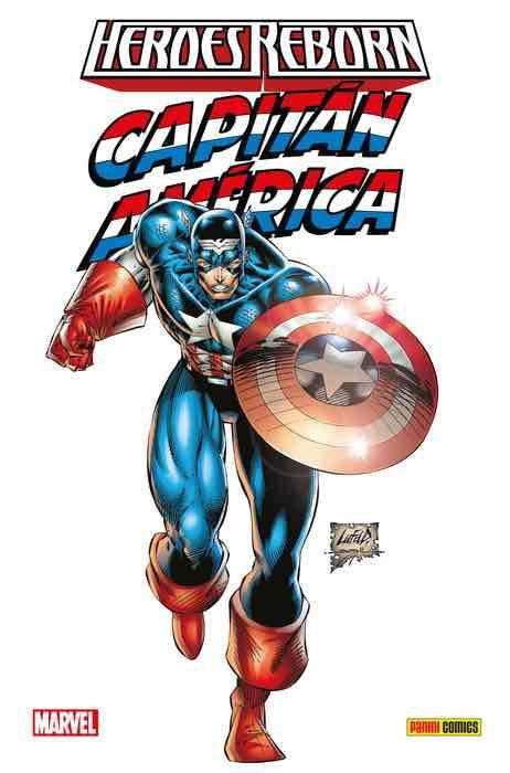 HEROES REBORN: CAPITAN AMERICA