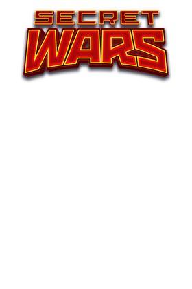 SECRET WARS 01 (EDICION BLANCA)