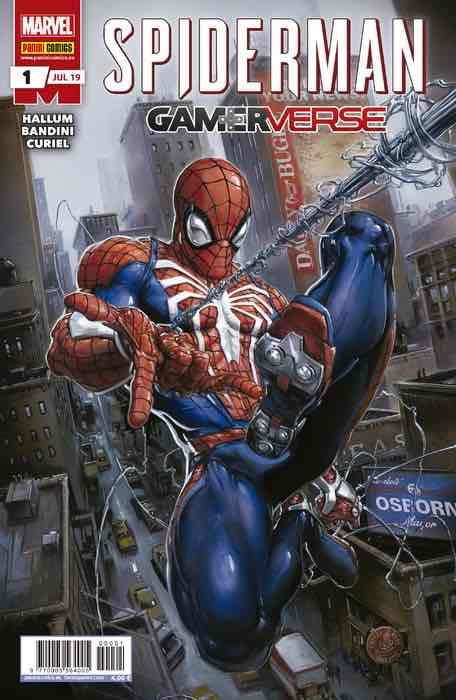 SPIDERMAN: GAMERVERSE 01