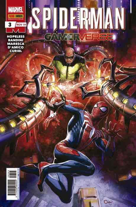 SPIDERMAN: GAMERVERSE 03