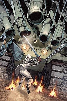 SECRET WARS: CAPITANA BRITANIA Y LOS DEFENSORES 02