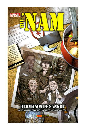 THE NAM 03. HERMANOS DE SANGRE