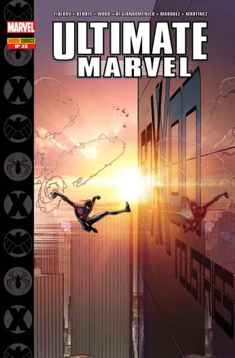 ULTIMATE MARVEL 23