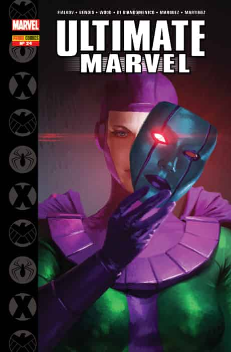 ULTIMATE MARVEL 24