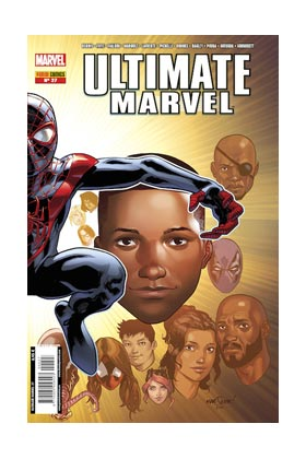 ULTIMATE MARVEL 27