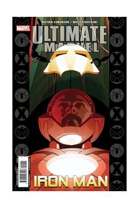 ULTIMATE MARVEL ESPECIAL 02. IRON MAN