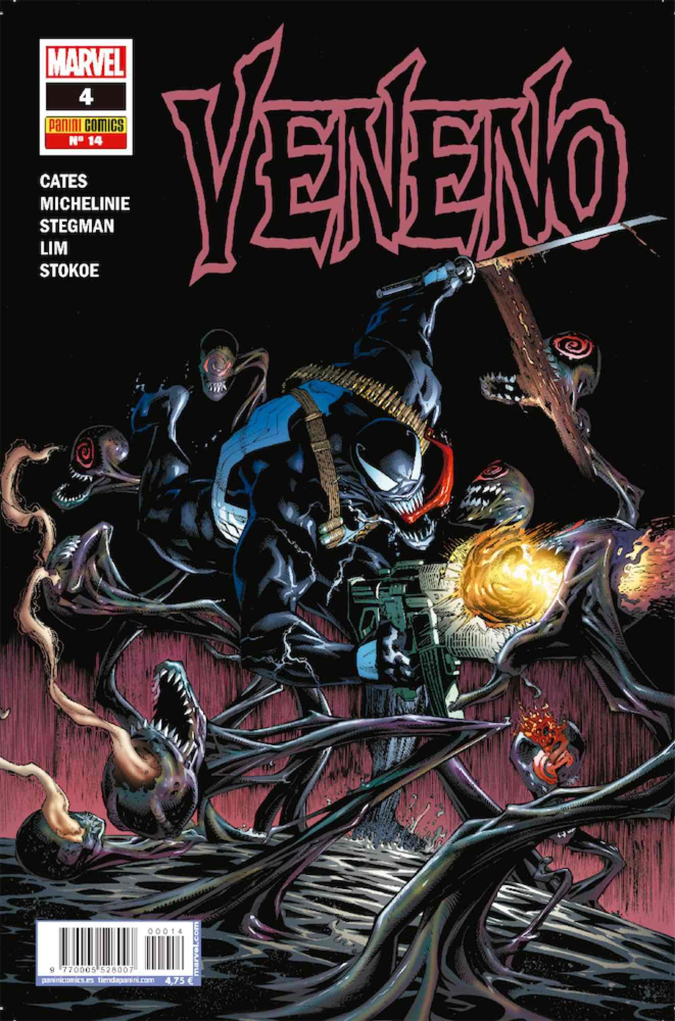 VENENO V2 14 (VENENO #4)