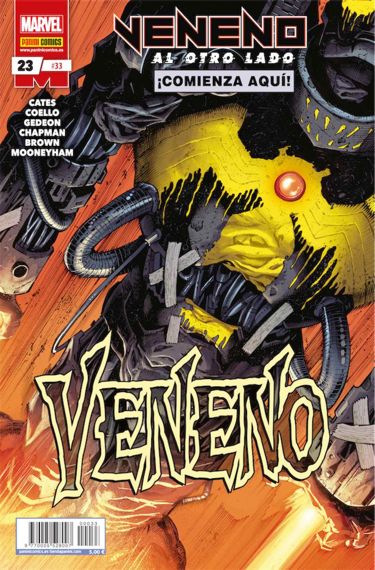 VENENO V2 33 (VENENO # 23)