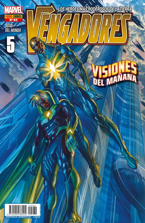 LOS VENGADORES VOL 4 82