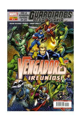 VENGADORES REUNIOS 04