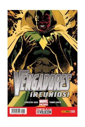 VENGADORES REUNIOS 09