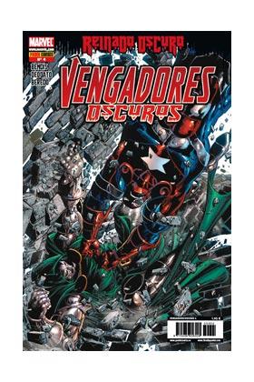 VENGADORES OSCUROS 04 (REINADO OSCURO)