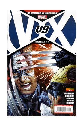 VVX: VENGADORES VS PATRULLA-X 02 (PORT. A)