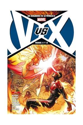 VVX: VENGADORES VS PATRULLA-X 06 (PORT. A)
