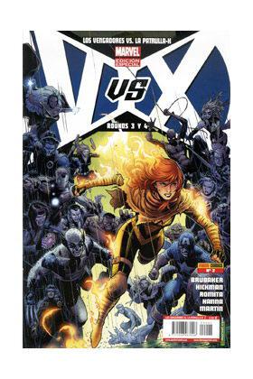 VVX: VENGADORES VS PATRULLA-X 02 (PORT. B)