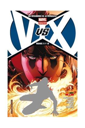 VVX: VENGADORES VS PATRULLA-X 05 (PORT. B)