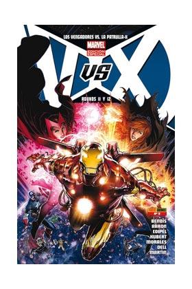 VVX: VENGADORES VS PATRULLA-X 06 (PORT. B)