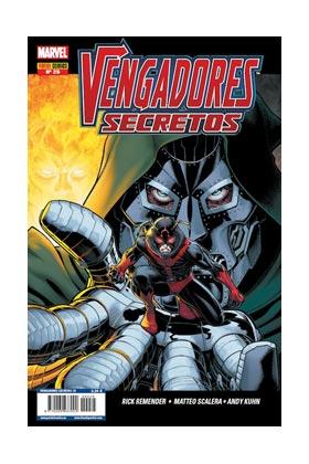 VENGADORES SECRETOS 25