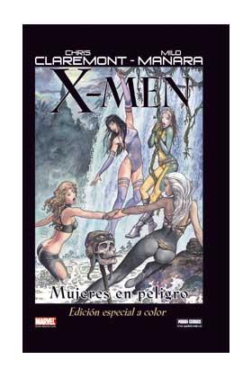 X-MEN: MUJERES EN PELIGRO (MARVEL GRAPHIC NOVELS) (COLOR)