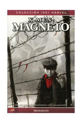 X-MEN: MAGNETO 01. TESTAMENTO
