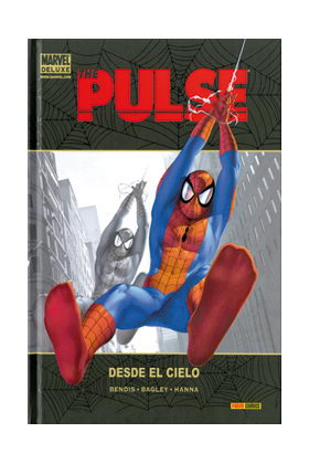 THE PULSE 01. DESDE EL CIELO (MARVEL DELUXE)