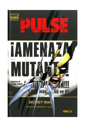 THE PULSE 02. SECRET WAR (MARVEL DELUXE)