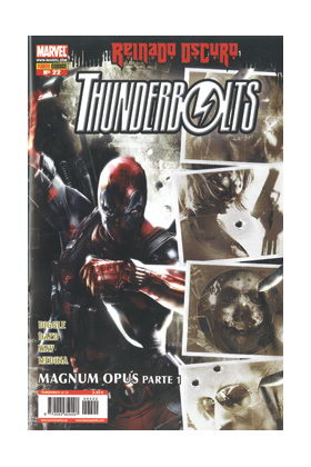 THUNDERBOLTS VOL.2 022 (REINADO OSCURO)