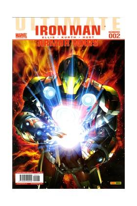 ULTIMATE IRON MAN: ARMOR WARS 002