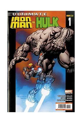 ULTIMATE IRON MAN VS HULK 01